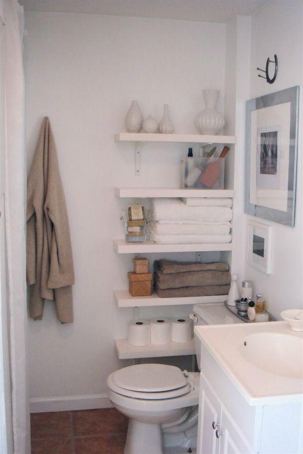 Best 25+ Ideas for small bathrooms ideas on Pinterest Inspired - decorating ideas for small bathrooms