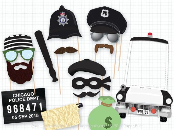 Hey, I found this really awesome Etsy listing at https://www.etsy.com/listing/243876589/police-photo-booth-props-photobooth