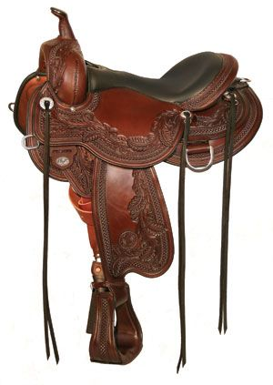 Trail Riding Saddle | The Trail Rider