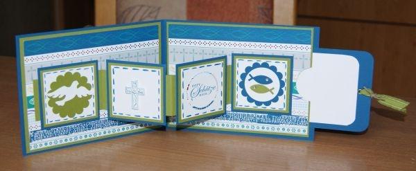 Zur Kommunion , Tag Card , Cards