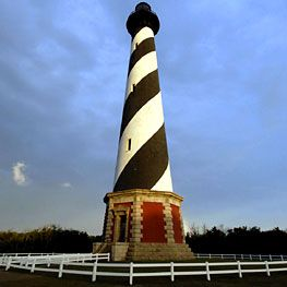 Cape Hatteras: Outer Banks Lighthouses