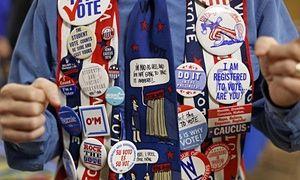 Iowa Democratic caucus runs into difficulties amid volunteering crisis