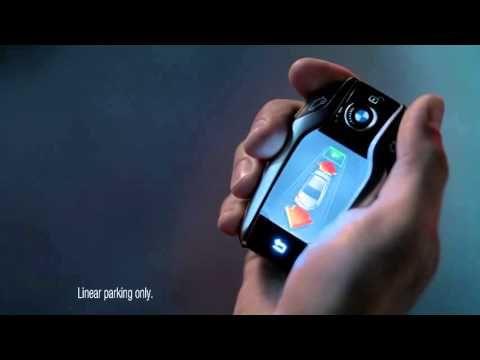 April 11 2016: BMW 7 Series: The Display Key.