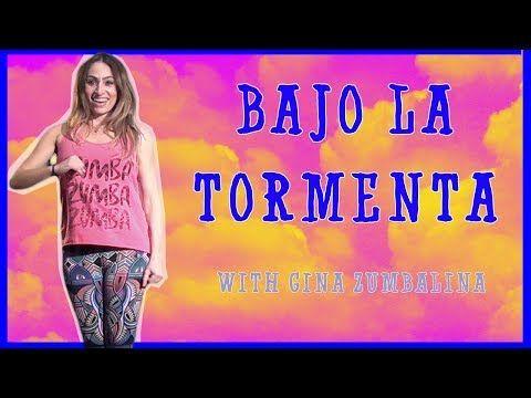 Bajo La Tormenta - Salsa Giants Original Zumba Choreography - can't get enough of this song