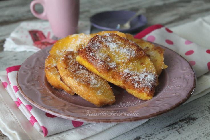 Pane dolce fritto