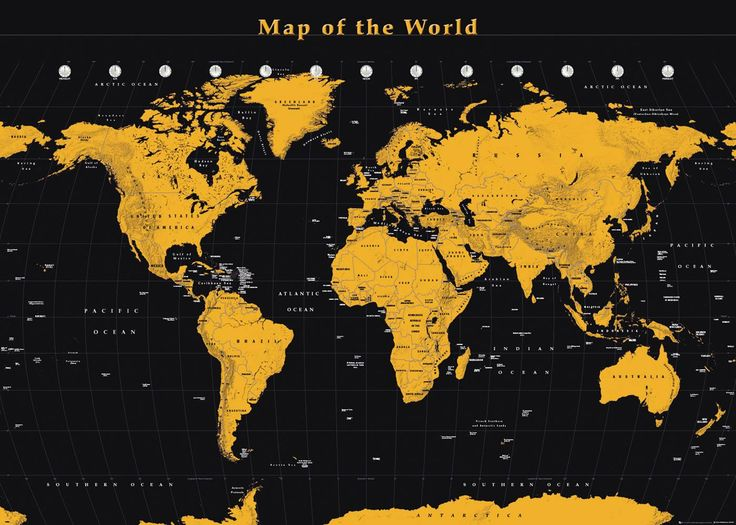 14 best world maps images on pinterest wall maps world maps and world map in black gold poster cork pin memo board beech framed x 66 cms approx 38 x 26 inches gumiabroncs Choice Image