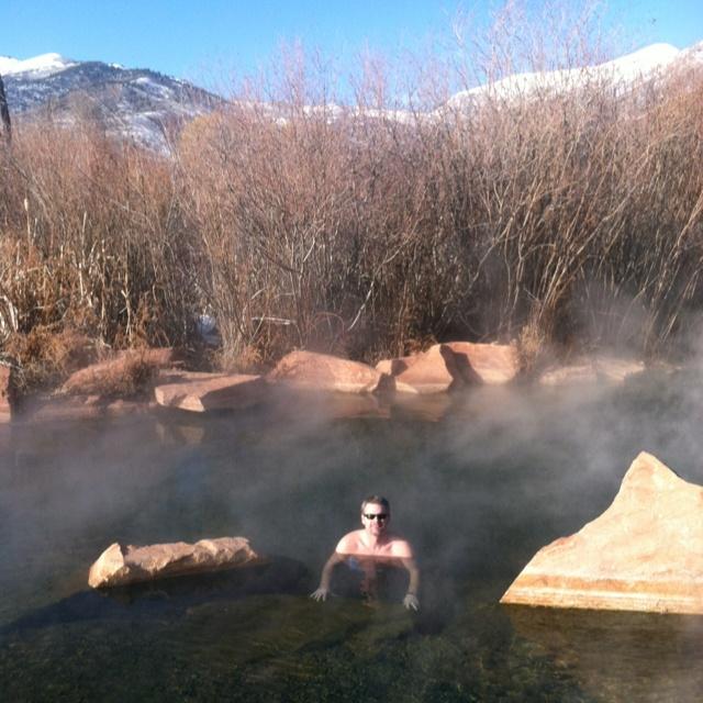 Hot Springs Midway Utah