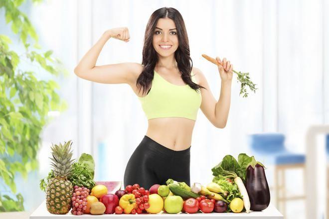 Σούπερ δίαιτα και μαζί οι συνταγές της!