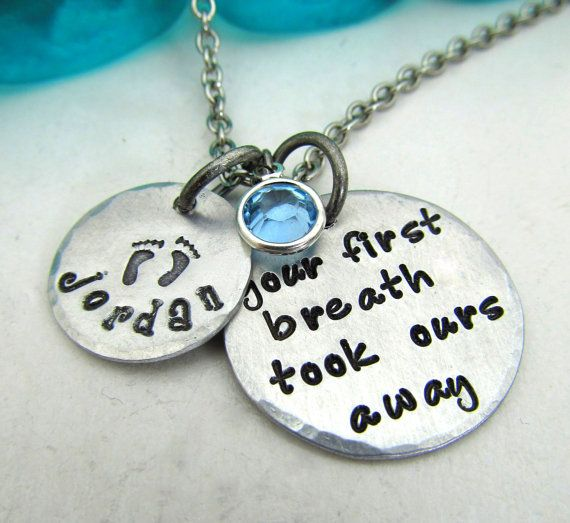 images about Hand-stamped Jewelry Metal