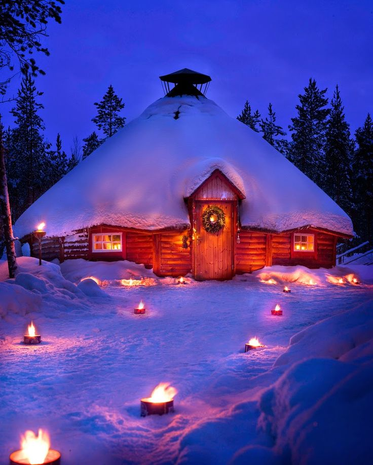 #kota#finlandais#chalet#hébergement#insolite hietala-aventure-loisirs
