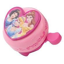 Disney Princess Bike Bell - Cinderella, Snow White and Belle