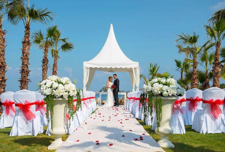 Olympic Lagoon Resort Paphos 5 star Wedding Venue Cyprus