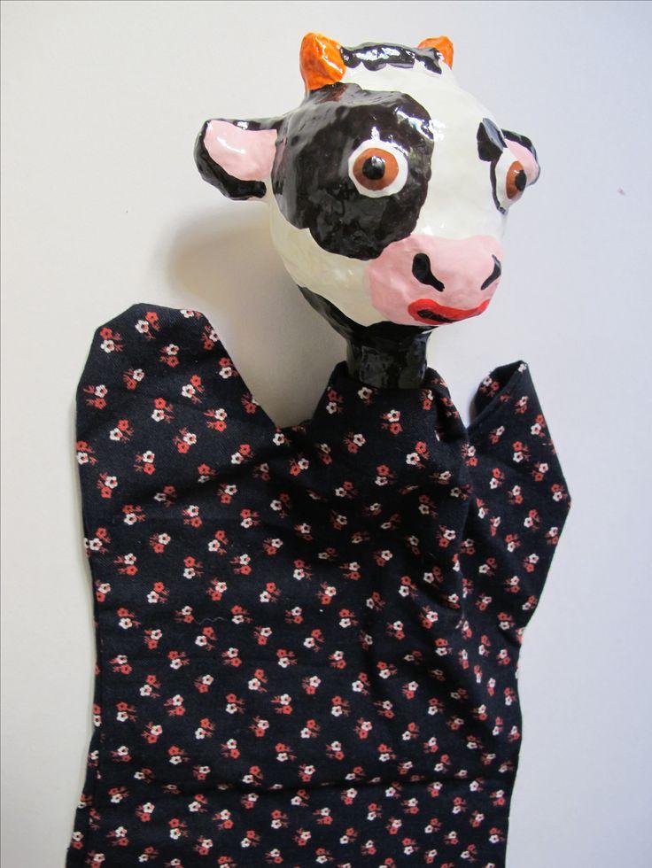 kravička, cow