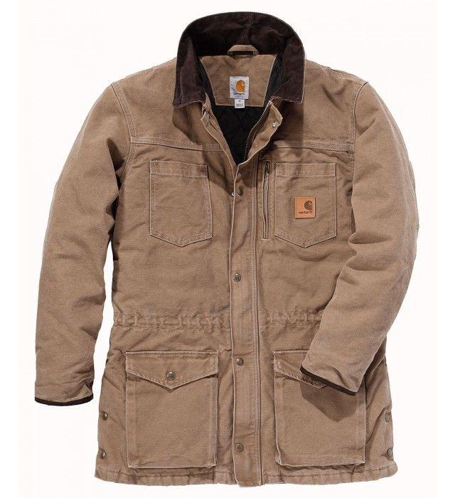 Carhartt jakke Canyon frakke