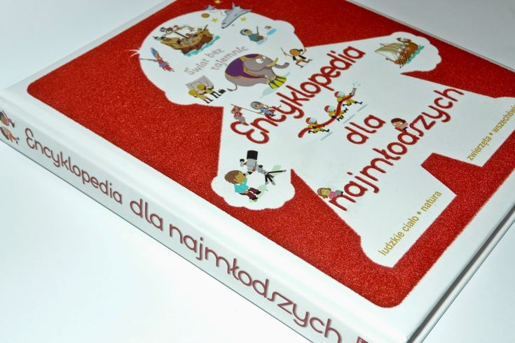 Maluszkowe inspiracje: Encyklopedia dla najmłodszych