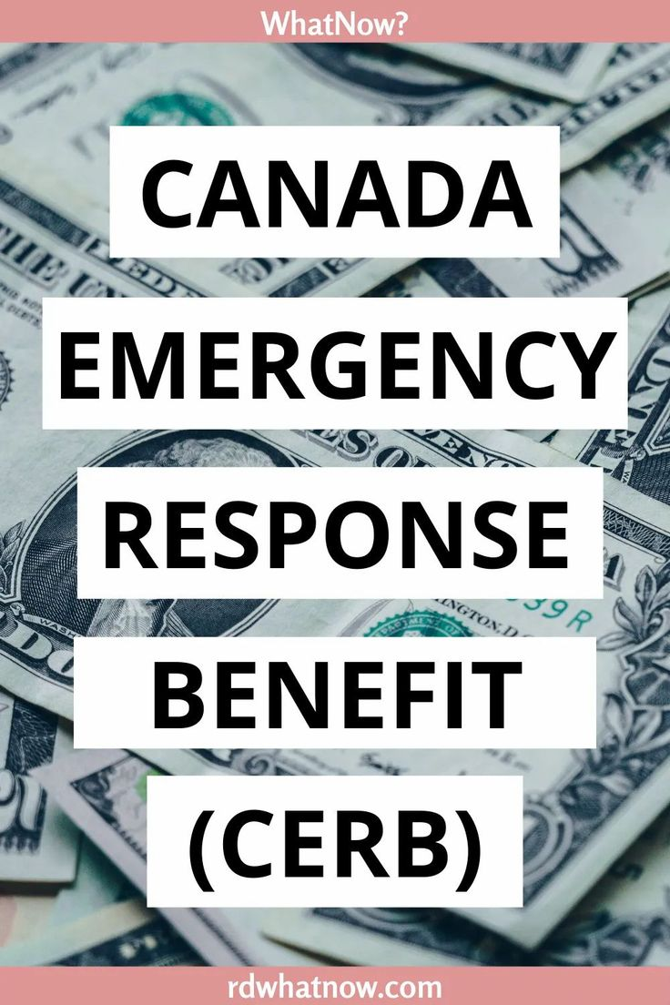 How To Apply For Canada Emergency Response Benefit (CERB