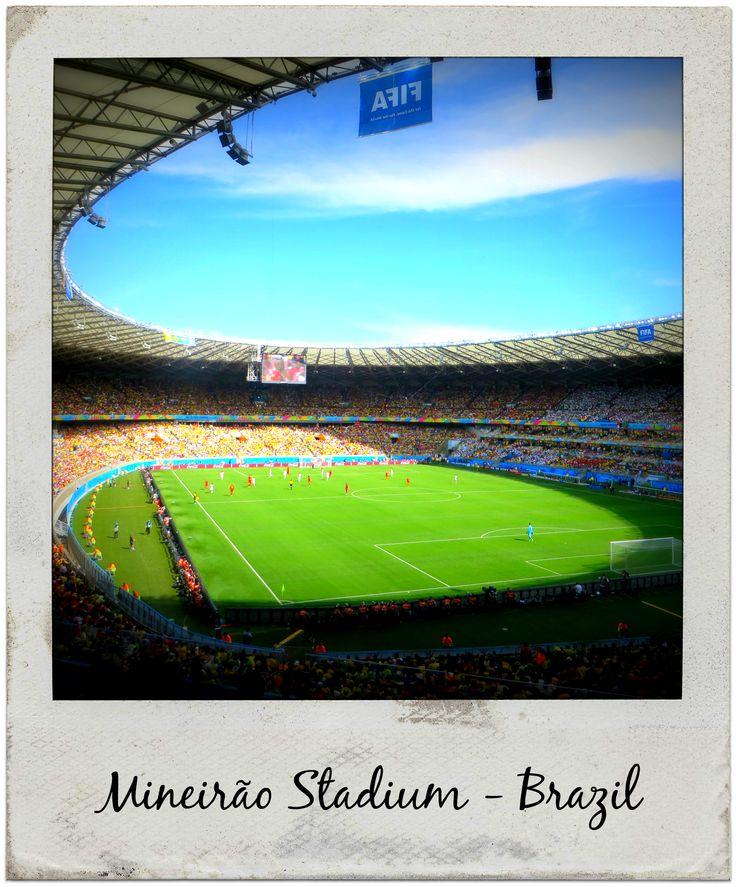 Mineirão - Belo Horizonte - Brazil