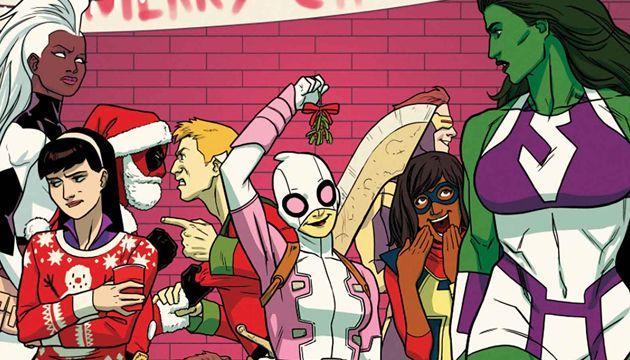 Ya es oficial: ¡Gwenpool forma parte del Universo Marvel!