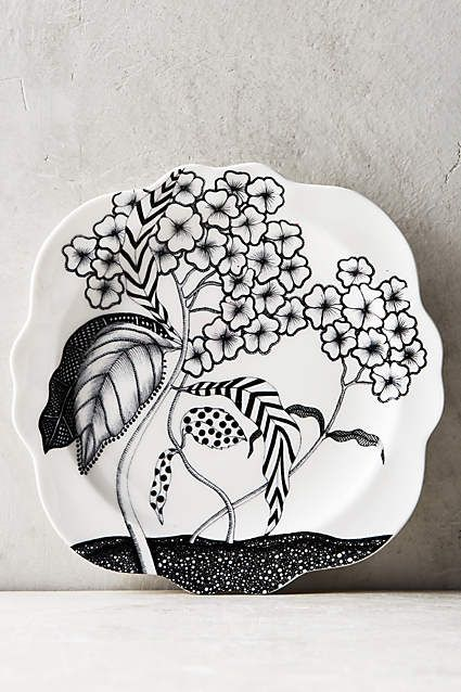 1000 images about forest fiddler florence balducci on for Calligrapher canape plate anthropologie