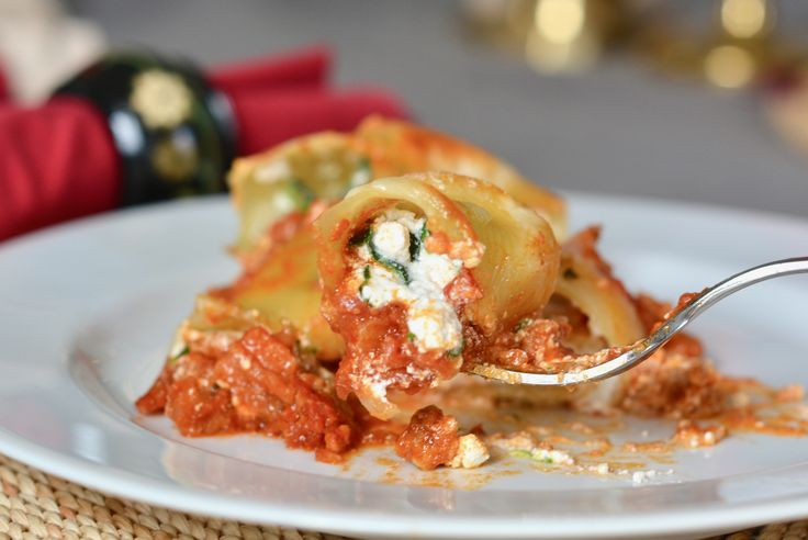 Totally Delish Sausage & Cheese Stuffed Shells (With Spinach Hidden Inside)