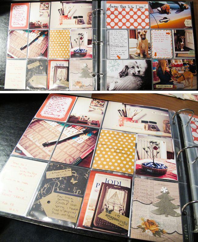 4x6 cut in half: Photos Journals, Classic Scrapbook, Projects Life Hmmmm, Project Life, Scrapbook Photos, Projects Scrapbook, Journals Ideas, Projects Life Layout, Journaal Scrapbook