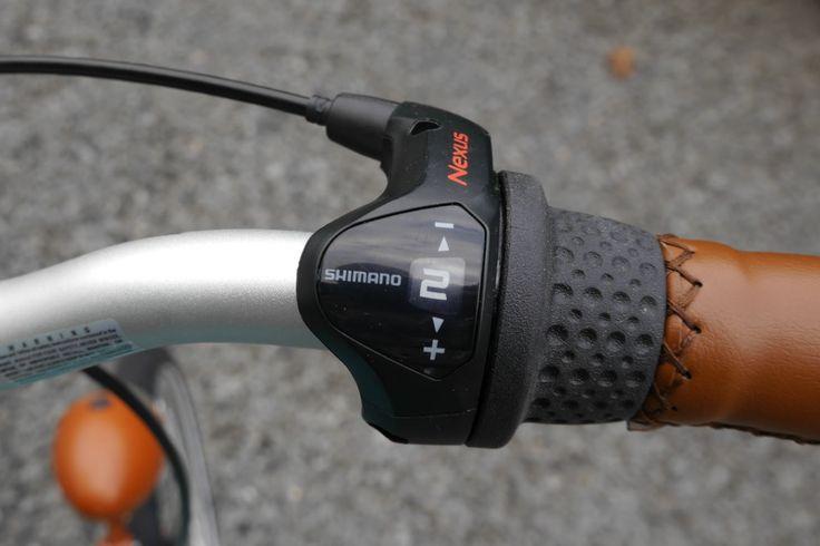 Versnellingen van de Shimano Nexus 3 afstellen 1