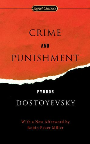 Crime and Punishment - Fyodor Dostoyevsky If you can get past all the Russian names, it is a very good read.