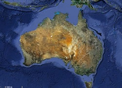 lots of different satellite images countries geological features world etc