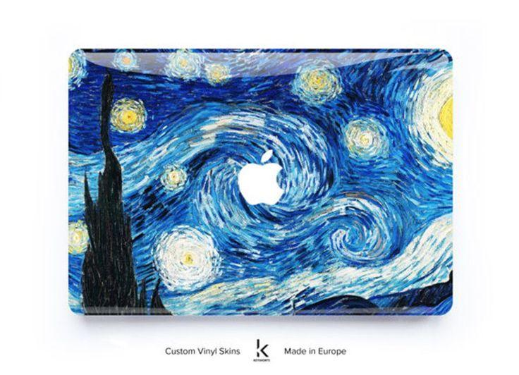 Sanatlı Bi Blog Bu İlgi Çekici Çıkartmalar ile Laptoplarınızı Sanatsal Hale Getirin 21