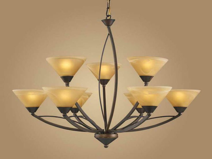 Hanging A Candle Chandelier With Good Design ~ Http://monpts.com/