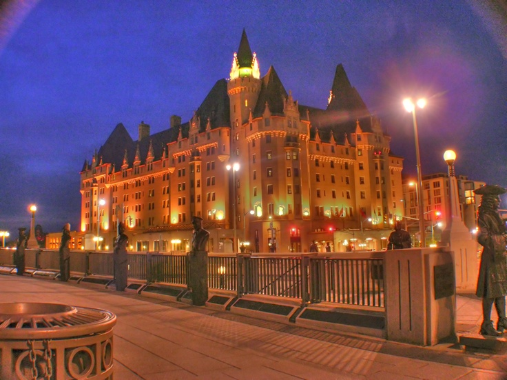 Chateau Laurier, Ottawa ON Canada