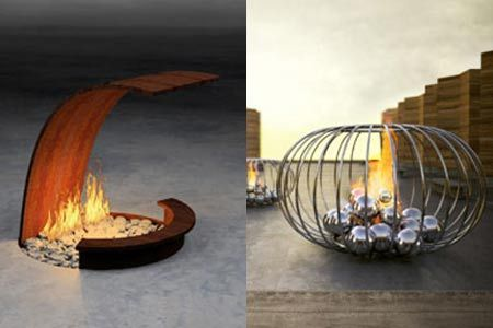 Elite Fire Bowls In Harmony With Air, Water And Earth