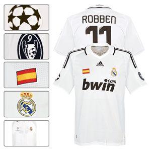 Adidas 08-09 Real Madrid C/L Shirt   Robben 11 08-09 Real Madrid C/L Shirt   Robben 11 http://www.comparestoreprices.co.uk/football-shirts/adidas-08-09-real-madrid-c-l-shirt- -robben-11.asp