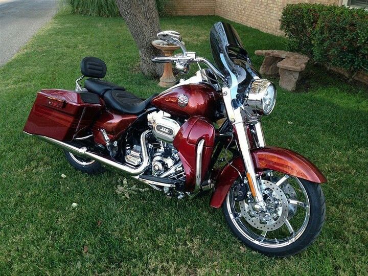 Harley Davidson Cvo  Road King