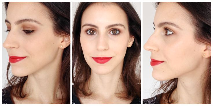 Tutorial Make com Batom Vermelho | New in Makeup