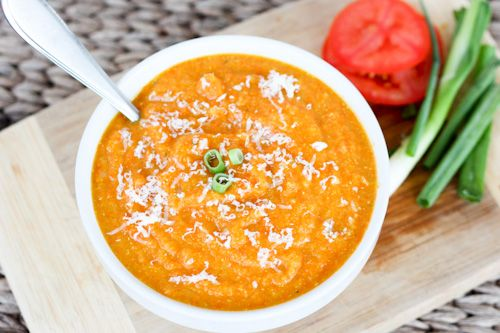 Comforting Carrot Parsnip Soup