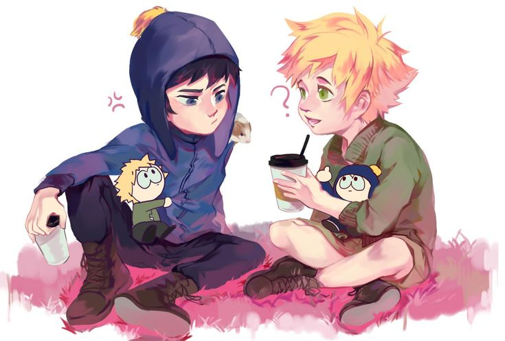 Creek ▪ Craig x Tweek ▪ South park | VK