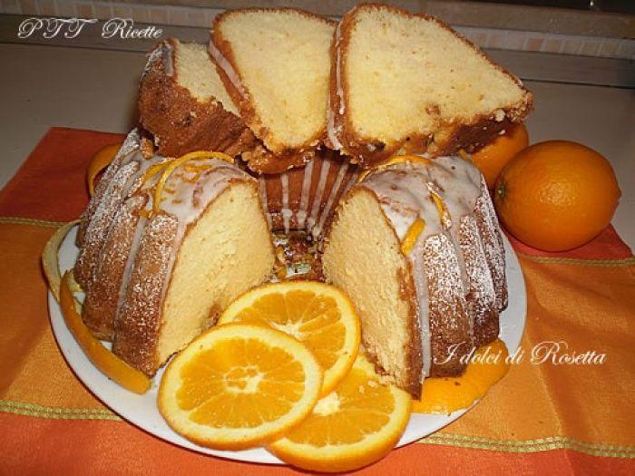 Torta all'arancia soffice | Ricetta