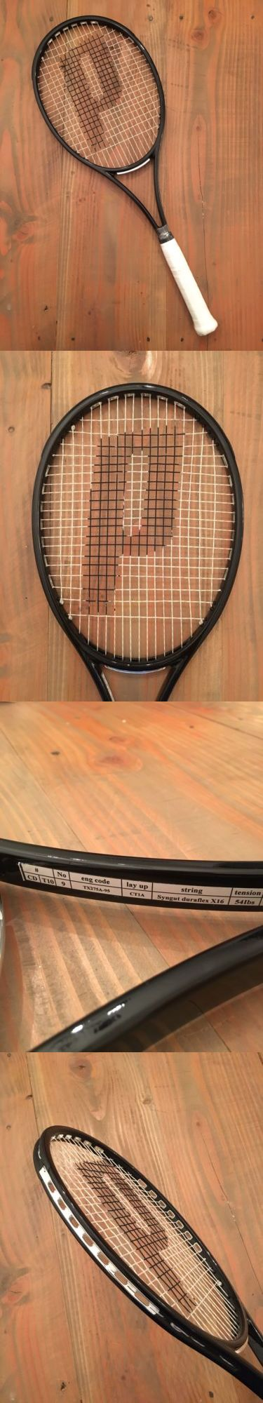Racquets 20871: Prince Experimental Tour 95 - 4 3/8 - Rebel Pro Stock BUY IT NOW ONLY: $120.0