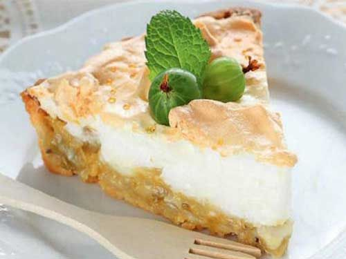Рецепт Пирог с крыжовником