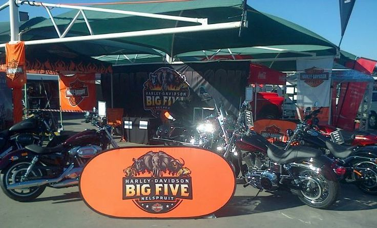 Our stand at the Nelspruit Motor Show 2014 that took place at Riverside Mall