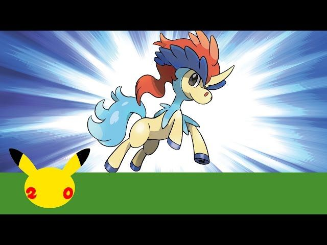 Celebrate #Pokemon20 with the Mythical Pokémon Keldeo! | http://ift.tt/2cCHaPL - #pokemon #gaming #latest video game Pokemon Moon #Nitendo #ds3 #psp #computer #xbox #wii #starWars #halo2 #playstation3