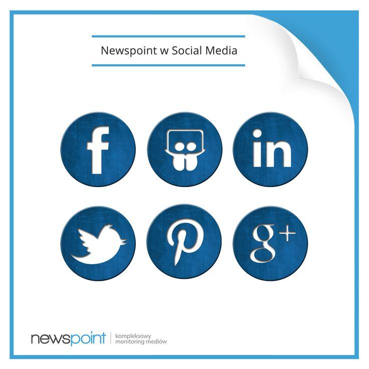 Który z kanałów komunikacji preferujecie? Znajdźcie nas i subskrybujcie w serwisach Twitter, Facebook, SlideShare, Google+ oraz LinkedIn!