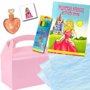 Girls Party Gift Box - PGB028