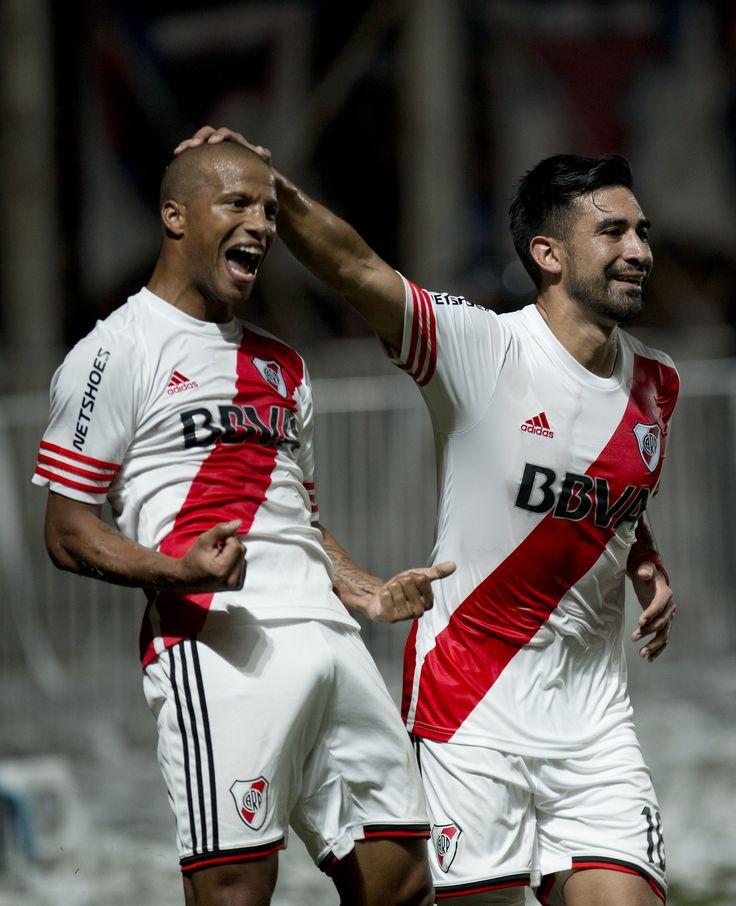 Carlos Sanchez. #ReCopa #River #Campeon #Goleador