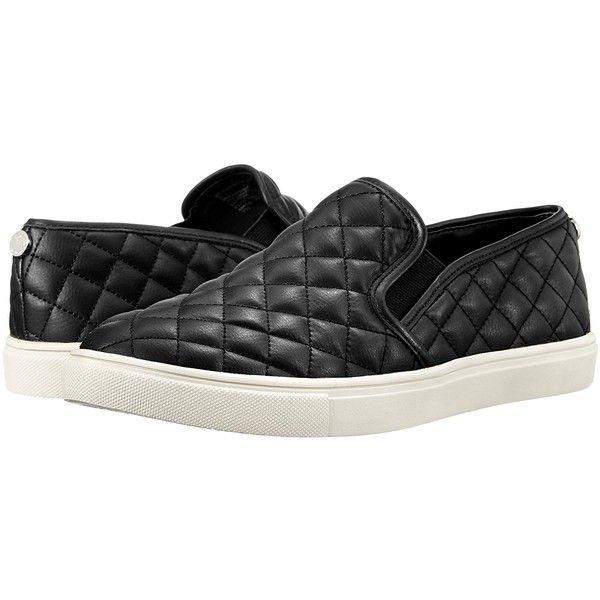 Steve Madden Women's Ecentrcq Slip-On Fashion Sneaker ($60) ❤ liked on  Polyvore