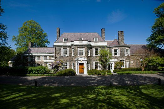 Weddings & Conferences    Wave Hill - New York Public Garden and Cultural Center - Can't wait to see it in person.