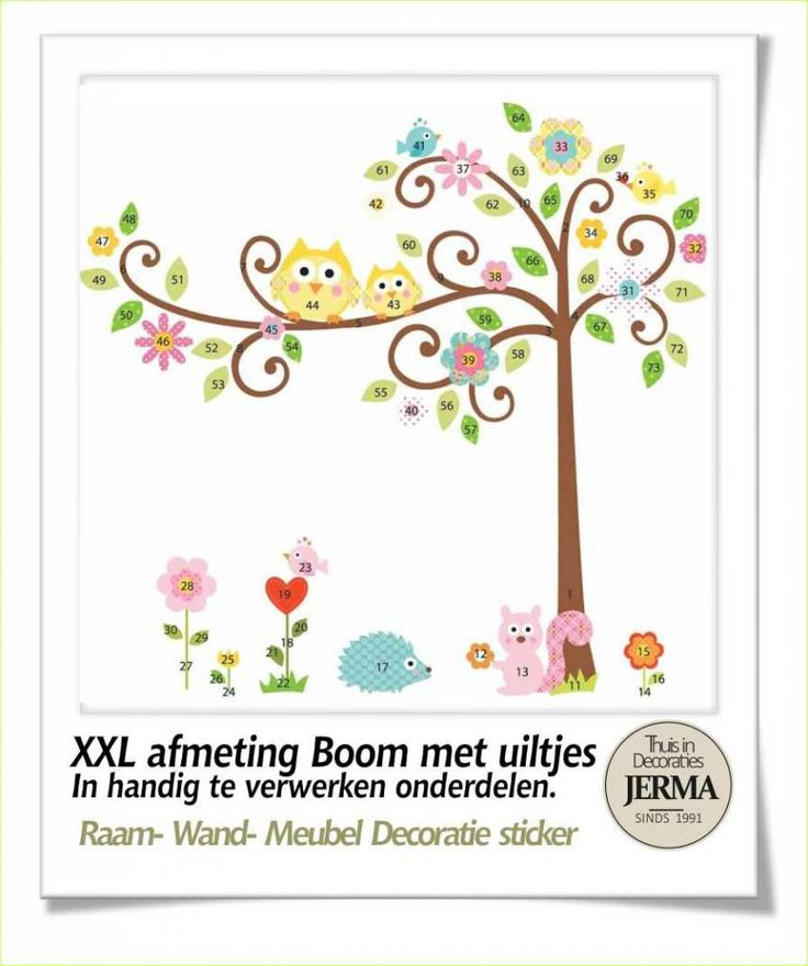 Babykamer Decoratie Boom.17 Beste Idee N Over Uil Babykamers Op Pinterest Baby Of Decoratie