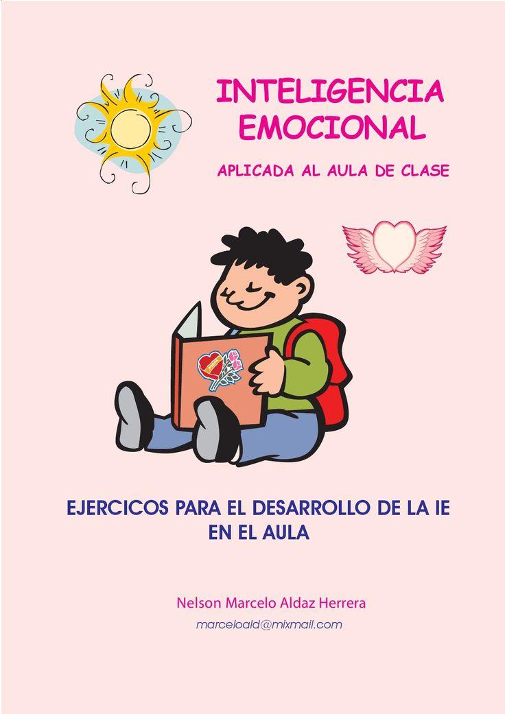 CARTILLA INTELIGENCIA EMOCIONAL PARA EL AULA