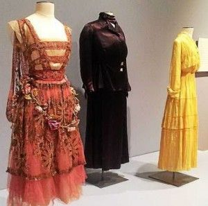 'Philadelphia in Style: A Century of Fashion' in the spotlight at the James A. Michener Art Museum –